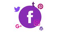logo réseaux sociaux 3