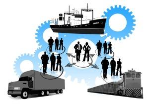 La logistique par différentes voies