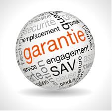 Garantie, SAV, qualité, engagement